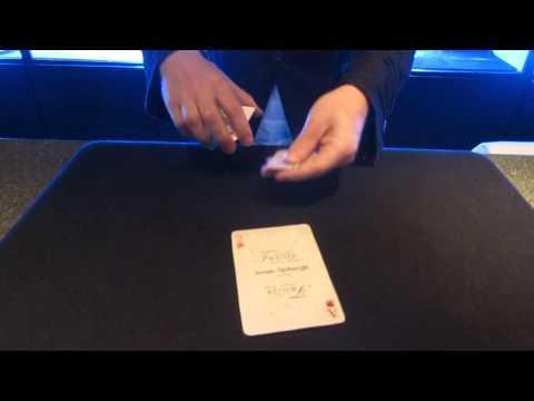 Business Card Magic ・ 名刺のマジック@Red Kingマニア会