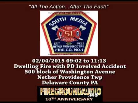 2015-02-04: Nether Providence Twp, PA