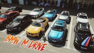 BMW M Drive Tour mit M5, M4, M3, M2 und X6 M!
