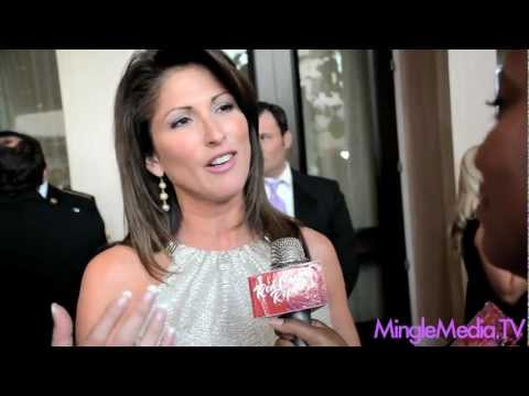 Nellie Gonzalez at the 27th Annual Imagen Awards Red Carpet Report Interview
