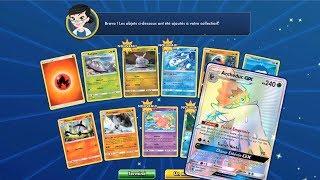OUVERTURE DE BOOSTERS Pokémon EN LIGNE TCGO : GX FA et Secrètes pour Deathy !
