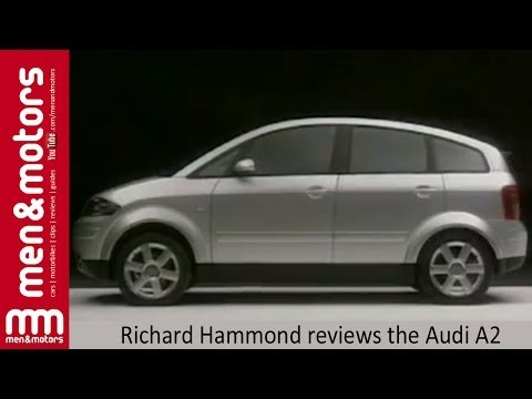 Richard Hammond reviews the Audi A2
