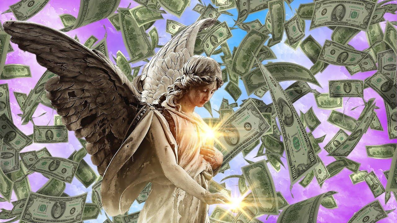 Arcángel Uriel Música Para Atraer Abundancia Y Prosperidad La Ley De La Atracción Youtube
