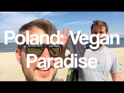 Poland - Vegan Travel Paradise 1/2 (tEDV 84)