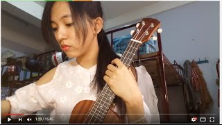 Beginner Ukulele Songs - How to Play Happy Birthday on Ukulele Easy- Cao Tiểu Yêu