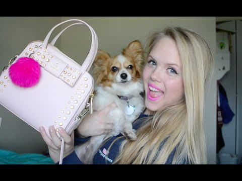 WHAT'S IN MY PURSE?! Kate Spade