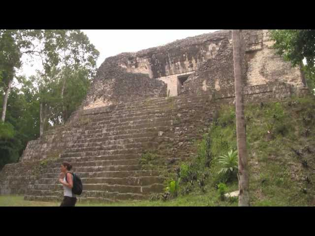 TIKAL NATIONAL PARK - Travel Video Ep 4 Travel Video