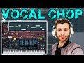 Tuto FL Studio - Vocal Chop (Sampler Une Voix)