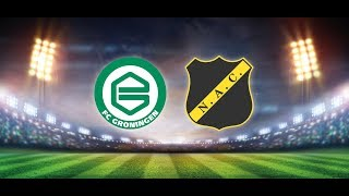 Video Gol Pertandingan FC Groningen vs NAC Breda