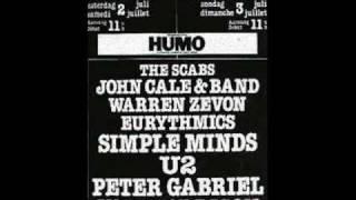 Simple Minds - New Gold Dream - Werchter Belgium 3rd Jul 1983
