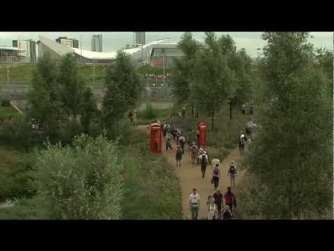 Legacy of the Olympic Park - BBC World News