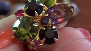 Vintage Jewelry Gemstones-Part 1