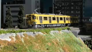【16番】西武2000系初期型 レイアウト走行