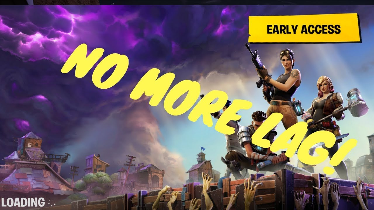 Fortnite Battle Royale How To Reduce Laga Few Lag Fixes