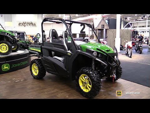 2018 John Deere Gator RSX 860 i Side by Side ATV