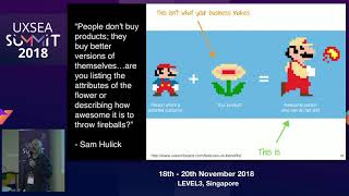 Ethical Design: Is it possible? - UXSEA Summit 2018