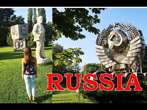 Moscow – Crazy Communist Theme Park & Soviet Monuments! | Travel Vlog #20
