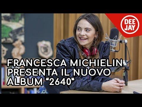 "Francesca Michielin presenta il nuovo album ""2640"" a Radio DEEJAY"