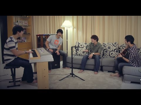 Psy - Gentleman & Gangnam Style / Maroon 5 - Love Somebody By 4 Malaysian Brothers (4JC Brothers)