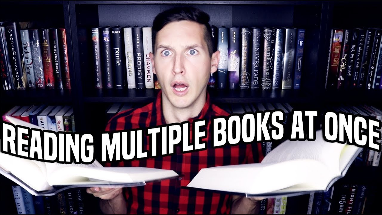 reading multiple books at once