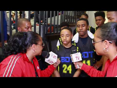 TwinSportsTV: Interview with Baltimore Dream Team 9 & 10th Grade