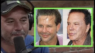Joe Rogan on What Happened to Mickey Rourke