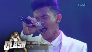 The Clash: Jong Madaliday wows the judges with
