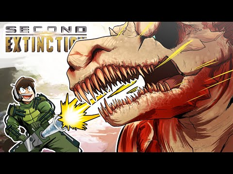 Second Extinction is the wildest Dino game ever!