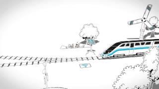 Future Railway Signaling: A Scenario for 2033