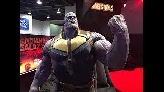Gambar cover Disney D23 Expo 2017 MCU Reveals: Thor Ragnarok, Black Panther & Avengers Infinity War