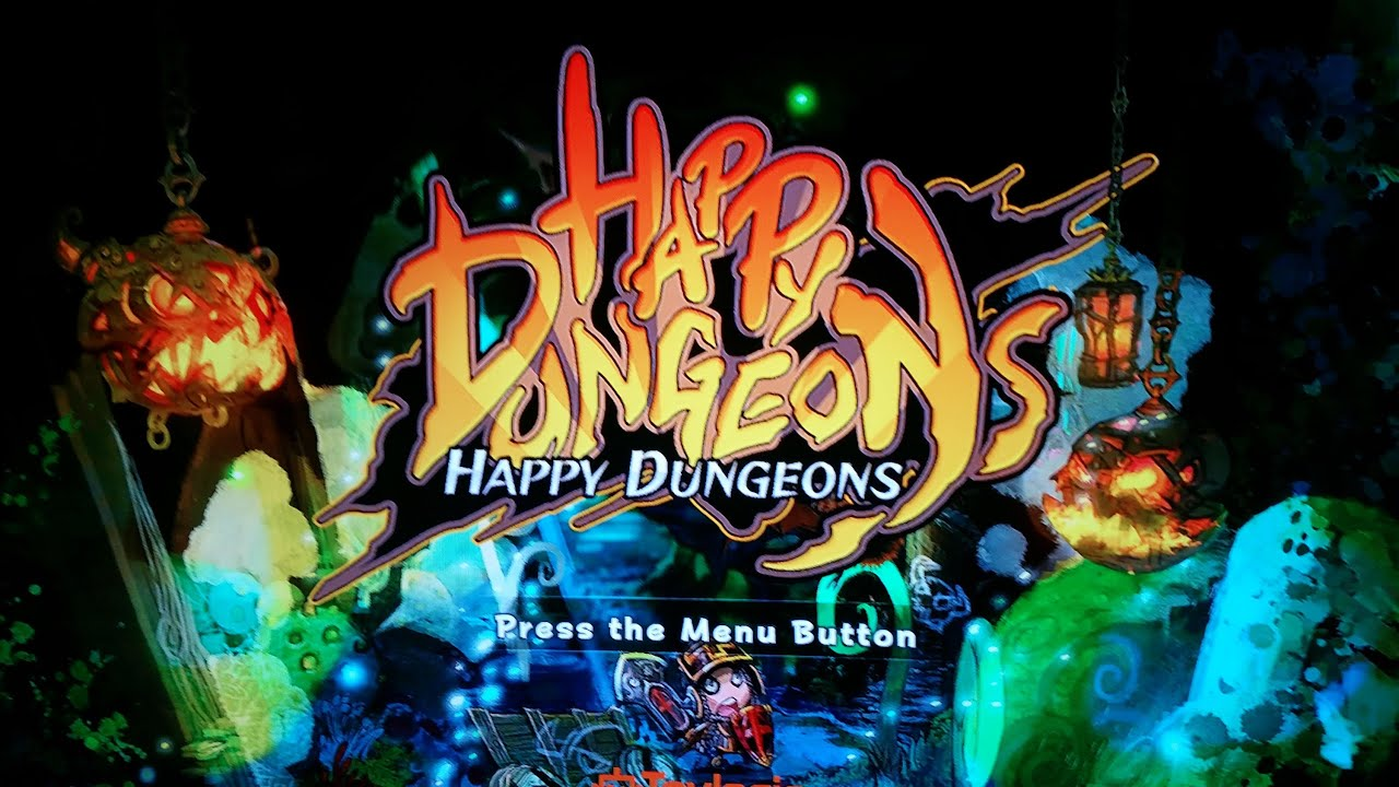Happy Dungeons E3 Gameplay  YouTube