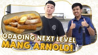ODADING NEXT LEVEL MANG ARNOLD!