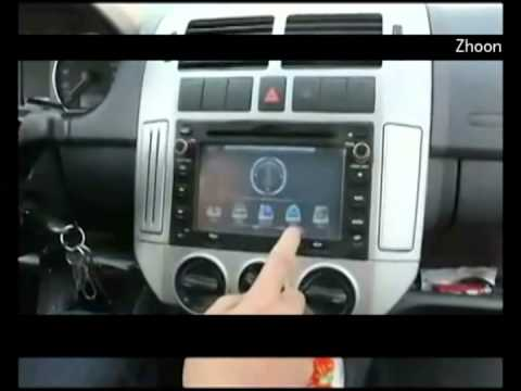 how to install android car dvd player old vw polo android car dvd from zhoon youtube. Black Bedroom Furniture Sets. Home Design Ideas