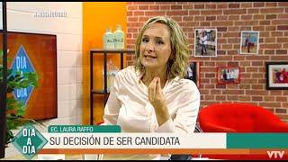"""Laura Raffo: """"Montevideo olvidado será nuestra prioridad"""""""