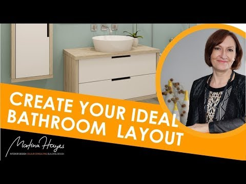 #8 How to plan your ideal bathroom layout