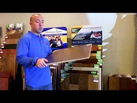 The Floor Barn flooring store Reviews the Mountain Country hardwood floors from Urban Floors