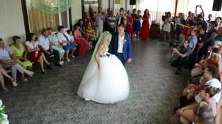 Свадьба. Первый танец.