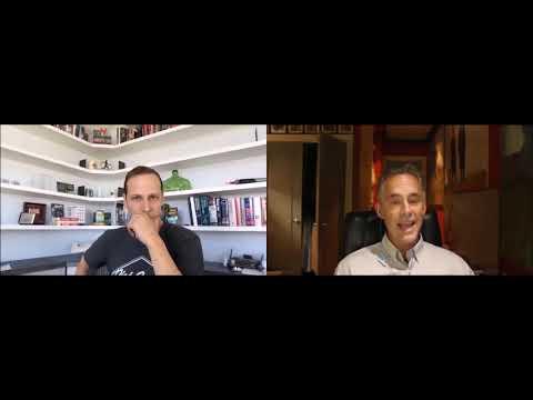 Gregg Hurwitz & Jordan Peterson's Bold New Ideas about How to Fix Politics