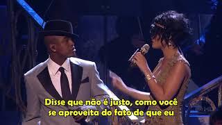 Rihanna  &  Ne Yo  -  Hate that I love you  (Legendado)