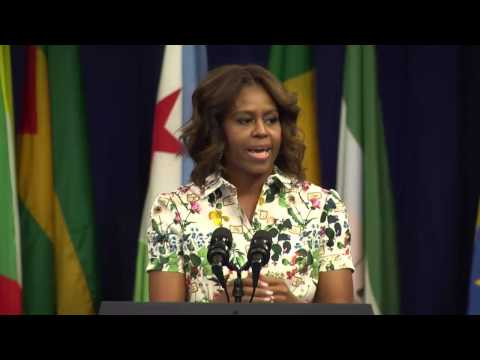 Remarks by First Lady Michelle Obama YALI