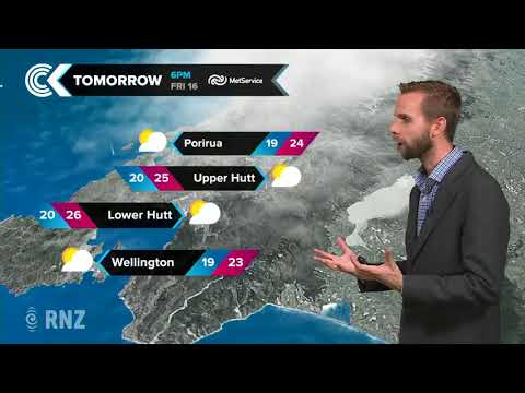 Checkpoint weather   Thursday 15 February 2018