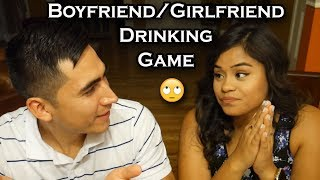 How well do you know your Boyfriend/Girlfriend (Drinking Edition)