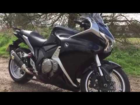Honda VFR 1200 review good & bad mark savage