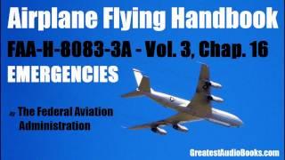 AIRPLANE FLYING HANDBOOK - Emergencies - by the FAA - FULL AudioBook | GreatestAudioBooks.com