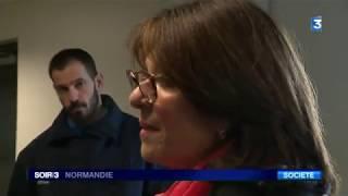 Nathalie Goulet s'est entretenue avec les surveillants de la prison de Condé-sur-Sarthe