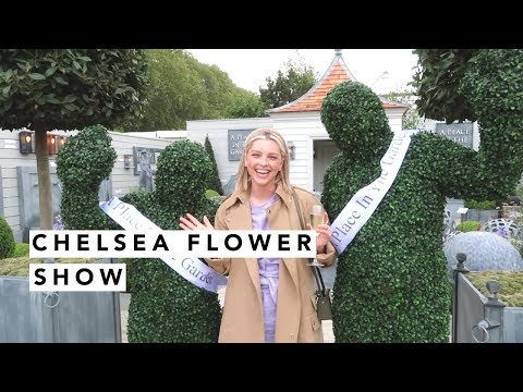 Chelsea flower show  presenters