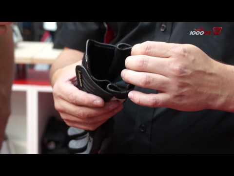 Held Two in One Handschuhe für Sommer und Winter - Intermot 2012