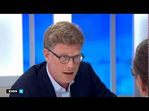 Krasnik i ophedet interview om Gaza - Deadline