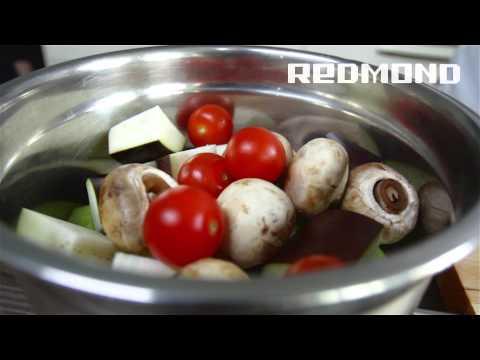 Овощи в электрошашлычнице рецепт с фото