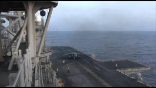 USS Bataan (LHD 5) deployment video